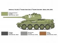 T34/85 Zavod 183 Mod. 1944 (Vista 10)