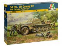 Sd.Kfz. 10 Demag D7  (Vista 6)