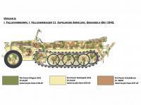Sd.Kfz. 10 Demag D7  (Vista 9)