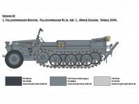 Sd.Kfz. 10 Demag D7  (Vista 10)