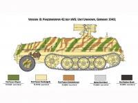 15 cm. Panzerwerfer 42 auf sWS (Vista 6)