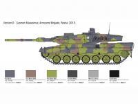 Leopard 2A6 (Vista 8)