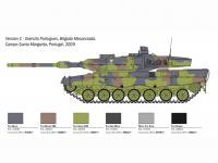 Leopard 2A6 (Vista 12)