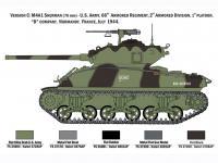 M4A1 Sherman con Infantería de EE.UU. (Vista 7)