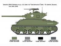 M4A1 Sherman con Infantería de EE.UU. (Vista 9)
