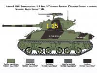 M4A1 Sherman con Infantería de EE.UU. (Vista 10)