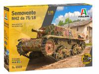 Semovente M42 75/18 mm (Vista 2)