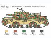 Semovente M42 75/18 mm (Vista 9)
