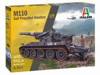M110 A1 Self Propelled Howitzer (Vista 7)