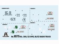 Opel Blitz Radio Truck (Vista 8)