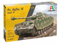 Pz.Kpfw. IV Ausf. H (Vista 8)