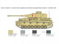 Pz.Kpfw. IV Ausf. H (Vista 9)