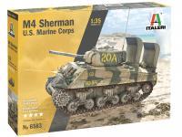 M4 Sherman U.S. Marines Corps (Vista 7)