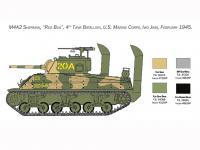 M4 Sherman U.S. Marines Corps (Vista 10)