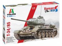 T-34/85 Korean War (Vista 7)