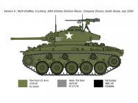 M24 Chaffee Korean War (Vista 13)