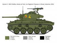 M24 Chaffee Korean War (Vista 14)