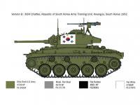 M24 Chaffee Korean War (Vista 15)
