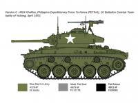 M24 Chaffee Korean War (Vista 16)