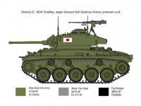 M24 Chaffee Korean War (Vista 17)