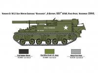 M12 Gun Motor Carriage (Vista 8)