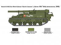 M12 Gun Motor Carriage (Vista 11)