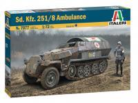 Sd.Kfz. 251/8 Ambulancia (Vista 6)