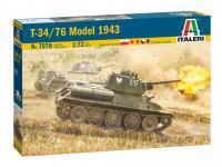 T-34/76 Model 1943 (Vista 8)