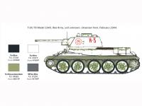 T-34/76 Model 1943 (Vista 12)