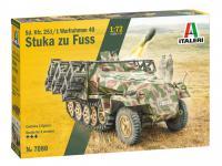 Sd. Kfz. 251/1 Wurfrahmen Stuka zu Fuss (Vista 10)
