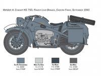 Zundapp KS 750 con Sidecar (Vista 14)