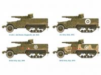 Semioruga M3 75mm., (Vista 6)