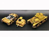 Italian Tanks - Semoventi M13/40 - M14/41 - M40 - M41 (Vista 9)