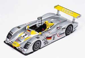 Audi R8 Sport - 2nd Le Mans 2001 #2  (Vista 1)