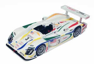 Audi R8 Le Mans 2001 #3  (Vista 1)