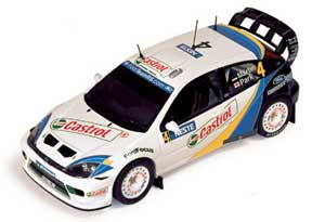 Ford Focus RS WRC EVO3