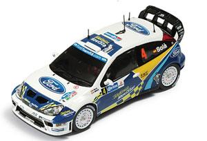 Ford Focus WRC  Rally Mexico 2005  (Vista 1)
