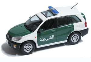 Toyota RAV4 5-doors Police of Dubai  (Vista 1)