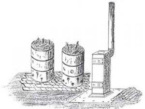 Estufas de Carbon  (Vista 1)
