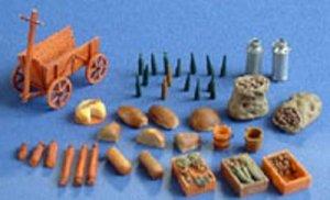 Carretilla y Alimentos  (Vista 1)