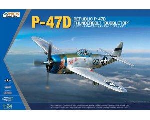 P-47D Thunderbolt Bubble Top  (Vista 1)