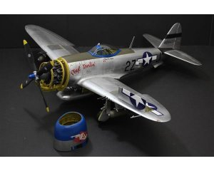 P-47D Thunderbolt Bubble Top  (Vista 2)