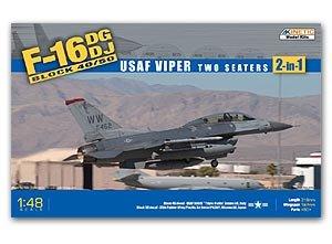 F-16DG/DJ Block 50 - USAF Viper 2-IN-1  (Vista 1)