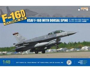 F-16D Block 52+ RSAF  (Vista 1)