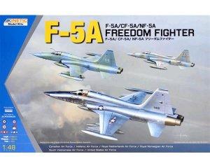 F-5A/CF-5A/NF-5A Freedom Fighter  (Vista 1)