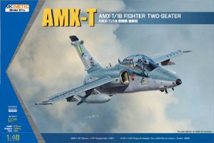 AMX-T/1B Fighter Two-Seater  (Vista 1)