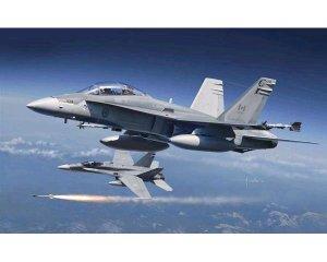 F/A-18A + /B/CF-188  (Vista 1)