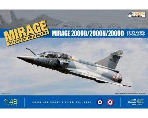 Mirage 2000 B/D/N  (Vista 1)