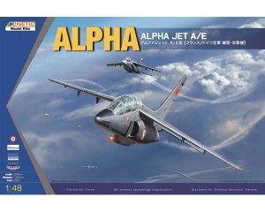 Alpaha Jet A/E  (Vista 1)