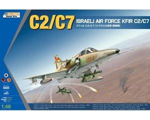 KFIR C2/C7  (Vista 1)